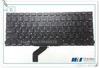 Cheap For Apple A1425 macbook laptop Best For Macbook A1425 A1425 A1425 keyboard with backlight