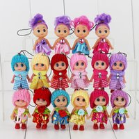 Wholesale Ddung Pendant Dolls - 2016 Korea Hot Sale Ddung Doll Plush Soft PVC Doll Toy for girls gift free shipping retail