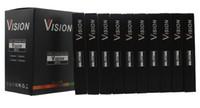 Wholesale Electronic Cigarette Voltage - eGo C Twist Vision Spinner 3.3V - 4.8V Variable Voltage Battery 510 thread 650mAh 900mAh 1100mAh 1300mAh electronic cigarette