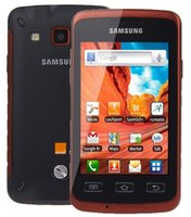 ingrosso android gps camera 3g-Rinnovato originale Samsung Galaxy Xcover S5690 telefono cellulare sbloccato WIFI GPS 3.15MP fotocamera Android 3G 2G