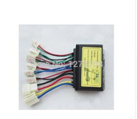 Wholesale electric scooter 24v resale online - L2424D W V brush motor electric scooter controller electric bicycle controller