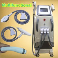 Wholesale Ipl Epilator - ipl shr opt hair removal machines prices q switch nd yag laser machine removing tattoos machine epilator hair remover laser ipl