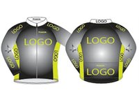 Wholesale Men S Clothes Wholesale Prices - 2016 Factory Price Custom Cycling Jersey Winter Long Sleeve With Fleece High Quality Windproof Bike Clothing Customize Free Shipping