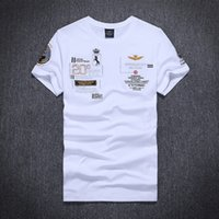 Wholesale Smile Letters - Free shipping in the summer air studio style embroidery funny lovely smile summer T-shirt top brand fashion cute T-shirt 20