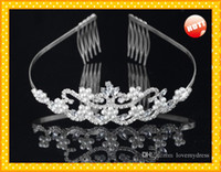 Wedding Bridal Sets Jóias Set Jewerly Pearls Preço barato Sparked Bling Rhinestone Moda bonita em US Hot Sales Wonderful