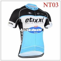 Wholesale Quickstep Shorts - 2015 Tour De France quickstep champion blue color Cycling Jerseys Short Sleeve High Elastic Road Bicycle Wear size XS-4XL
