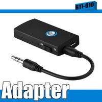 BTI-010 Connectors Bluetooth fm Übermittler 2 in 1 OBU Bordausrüstung mit USB Fernsehsport-Musik Bluetooth 4.1 Auto-Adapter