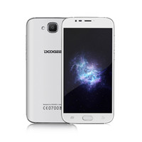 Wholesale mini cell phones online - Original DOOGEE X9 Mini Quad Core Android Smartphone HD Screen RAM GB ROM GB Dual SIM G Cell Phone
