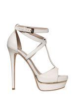 Wholesale Trendy Platform Heels - 2016 new fashion buckle women sandals spike stiletto heel platform high heels sandals woman sandalias fashion sandals trendy party shoes