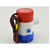Wholesale 1PCS GPH High Flow Submersible Marine Boat Electric Bilge Pump V A