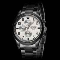 Wholesale High Watches - 2016 Newest Fashion Waterproof Watches High Quality Men's Quartz-Watch Stainless Steel Strap Sports Wristwatch Free Shipping