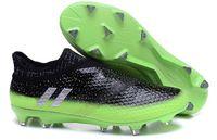 Wholesale Silver Soccer Football Boot - Messi 16+ Pureagility FG AG,Men's. Shock Blue Silver Metallic Core Black,Pureagility FG Soccer Cleats , Soccer boots, Football shoes
