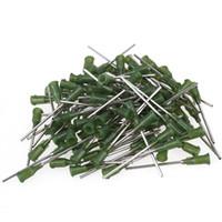 screw needles großhandel-Spritzen-Dispensnadeln, 14 Ga.x 1,5 Zoll Länge, stumpfe Spitze, Schraubschnittstelle, Packung mit 100 Stück