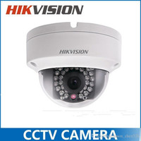 Wholesale hikvision ip cameras - New Hikvision CCTV Camera Multi-language DS-2CD3135F-IS replace DS-2CD3132F-ISW 3MP Mini Dome Camera 1080P POE IP CCTV Camera