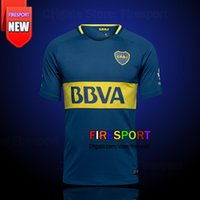 Wholesale Boca Juniors Shorts - Thailand Quality 2017 2018 Boca Juniors Soccer Jersey Home Away 3RD 17 18 Boca Juniors GAGO OSVALDO CARLITOS PEREZ P Football shirts