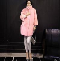 Kaufen Sie im Großhandel sheepskin coats australia online aus ...