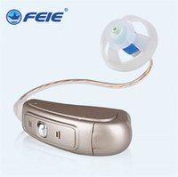 Wholesale Deaf Hearing Aid - 8 Channels 12 Bands Intelligent Multi-core Digital Wireless Deaf Aid MY-20 for Hearing Impaired Aparelhos auditivos digitais