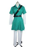 Wholesale Custom Zelda - The Legend of Zelda Cosplay Link Costume Halloween Cosplay Costume