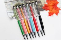 Mutlti Funktion Metal-Touch-Stift, Tinte, Farbe Diamant-Kristall-Touch-Stift für iPad iPhone 5S 6 Plus SE Sumsung S7 iPod Kindle
