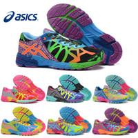 Wholesale Noosa Tri - Asics Gel-Noosa TRI 9 IX Women Running Shoes 100% Original Cheap Jogging Sneakers 2016 Hot Sale Sports Shoes Free Shipping Size 36-40