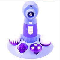 New Arrival Electric Pore Cleaner Suction Blackhead Absorbing Machine to Wash oil Instrument Beauty Multi-function Cleansing Instrument