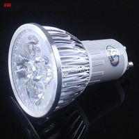 bombilla led e14 cree 5w al por mayor-Las luces llevadas Cree del poder más elevado B22 GU10 E14 E27 llevaron luces llevadas luces del downlight