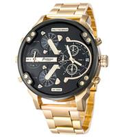 Wholesale Best New Watches - Best-Selling DZ Men's atmos Clock watch brand montre homme luxury Men's Watches DZ mens oversized wristwatch DZ 7315 7332