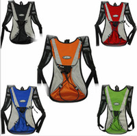 Backpacks sport pocket bike - 2L Outdoor Sports MTB Road Cycling Bicycle Bike Bag Hydration Backpack Hiking Camping Backpack