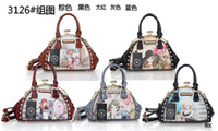 Wholesale Transparent Large Beach Bags - Composite Bag Summer Beach Colorful Girl Flower Tote Handbags Transparent Jelly Bags Large Shoulder Bags for Women