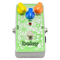 Wholesale Electro Guitar - Guitar Effect 2016 NEW DELAY Electro-Harmonix r Guitar Effects Pedal True Bypass FREE SHIP