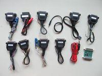 Wholesale ecu tuning tool citroen resale online - carprog v10 carprog auto repair tool WIth Full Adapters Car Prog ECU Chip Tuning Odometers Dashboards Immobilizer