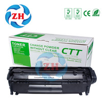 Wholesale Toner For Hp Laserjet - Q2612A Toner Cartridge Typical Print Yield:2500Page Compatible for HP Laserjet 1010 1012 1015 1018 1022 1022N
