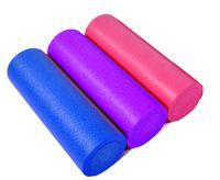 Wholesale Yoga Blocks Sale - New Hot Sale High Quality EVA Foam Roller Yoga Pilates Exercise Back Home Gym Massage 30x15 cm