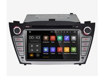 Wholesale Hyundai Ix35 Dvd Player Gps - 7'' Quad Core Android 5.1.1 Car DVD Player For Hyundai IX35 Tucson 2010 2011 2012 2013 With Stereo Radio GPS Map