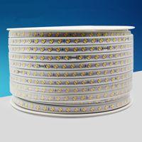 tiras de led flexibles de china al por mayor-220V 110V tiras flexibles de luz 5730SMD 2835SMD 5050SMD 35LM / LED IP67 impermeable al aire libre Lámparas LED de color blanco Decoraciones directa de China