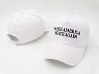 Wholesale Hat Skate - Election of 2016 hot hat, Lil Wayne make America skate again campaign anti trump, snapback baseball cap Drake dad cap bone 6 god