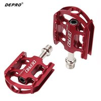 Wholesale road bike pedal aluminum - 2015 Hot Sale Aluminum Surface Slip Bike Pedal Ultralight Bicycle Pedals Mountain Pedal MTB Road Cycling Bicicleta Accessories