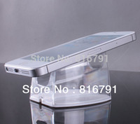 Wholesale Wholesale Dummy Cell Phones - Free Shipping Cell phone Display Holder for Mobile Alarm System Support or Phone Dummy Display