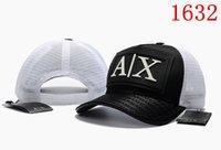 Wholesale Gold Golf Balls - 2017 fashion AX hats Brand Hundreds Tha Alumni Strap Back Cap men women bone snapback Adjustable panel Casquette golf sport baseball Cap