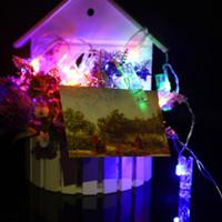 conector para rgb led strip light venda por atacado-5 V CONDUZIU as tiras clipe conector luz da Corda 2 M Flexível LED Luzes de Tira RGB Festa de Natal de Casamento de Aniversário decoração Do Feriado