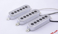 Wholesale Fender Pickups - Wholesale Selling NEW Instruments part electric guitar bass accessories SSS only three single pickups Britain Bu style 1set
