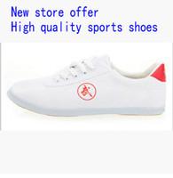 Wholesale Tai Chi Kungfu Shoes - High qualit Qingdao DoubleStar Sport relax kungfu shoes wushu Tai Chi Fitness shoes Martial Arts running Canvas Sneaker Shoes