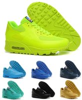 Wholesale Chukka Boots - 2016 Quality Wholesale 2017 Men Casual Racer Trainer Chukka Black Blue Yellow Green Lightweight Breathable running shoes boots