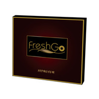 Wholesale Contact Lenses Case Set - Freshgo hidrocor Contact Lens Package Box Color Contact Lens Case