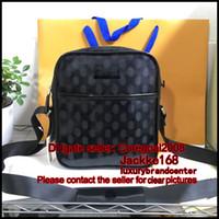 Wholesale Mens Messenger Bags Free Shipping - ON sale 286533 free shipping wholesale mens shoulder MESSENGER luxury bag designer Cross Body Satchel women handbag small pouch 141626