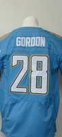 Wholesale Rugby Pro - New Mens American Pro Football 100% Stitched Embroidery Sports Jerseys elite #28 melvin gordon #85 Antonio Gates Size M-XXXL Free shipping