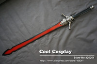 Wholesale Devil Cry Model - Wholesale-Devil May Cry Dante Rebellion cosplay sword Stainless steel model gift replica collection length 138CM stainless steel cosplay
