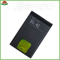 Wholesale Bl 4j Battery - ISUN BL-4J BL 4J battery for Nokia c6 C6-00 for Lumia 620 Touch 3G C600 Mobile Phone Battery