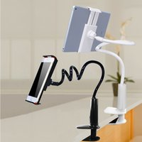 Wholesale Free your hand Mobile phone stand Tablet pc lazy stents holder support inch to inch screen equipment max g