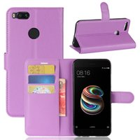 Wholesale pixel pocket online - Litchi Leather Wallet Case For ZTE Z Max Pro Z982 Google Pixel Xiaomi A1 X Redmi NOTE A Colorful Cards Slot Stand Phone Cover